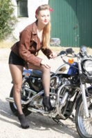 Miss Harley Davidson